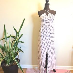Lovestitch || Full length Maxi Dress